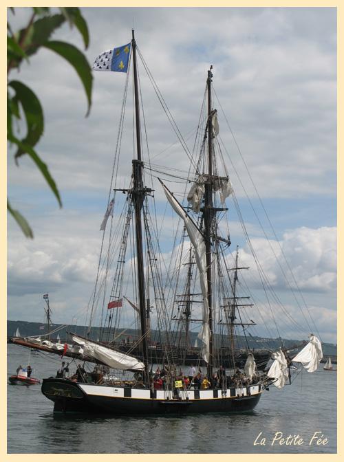 La recouvrance à Brest 2008