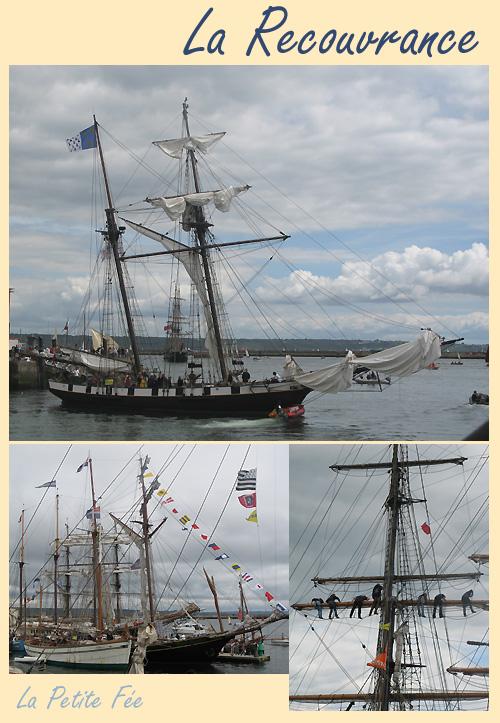 La recouvrance et Brest 2008