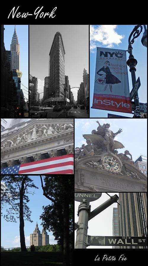 Manhattan central Park building flatiron