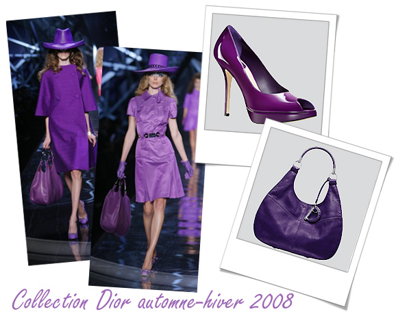Collection Dior automne hiver 2008