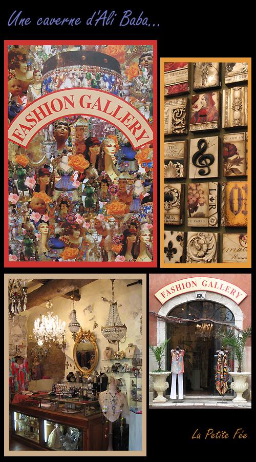 fashion gallery une boutique du vieux nice