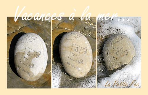 des galets sur la plage de Beaulieu-sur-mer