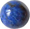 Pierre semi-précieuse lapis lazuli