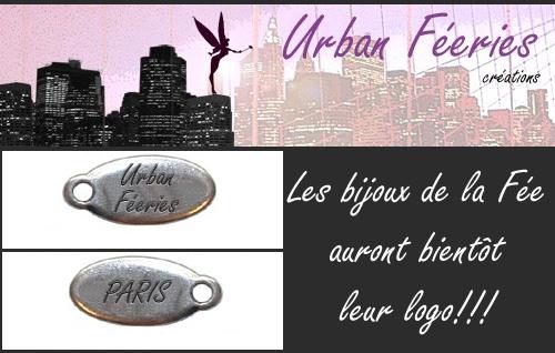 logo des bijoux Urban Féeries