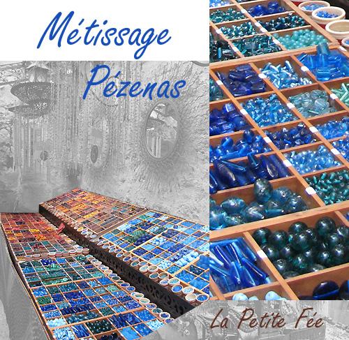 boutique de perles métissage à Pézenas