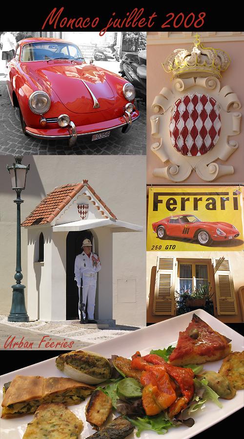 Monaco le pamais Ferrari
