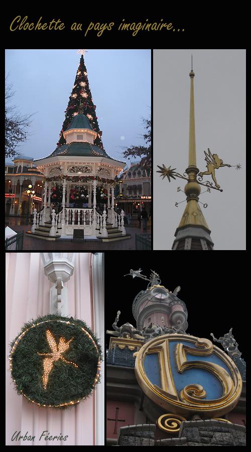Noël à Eurodisneyland Paris