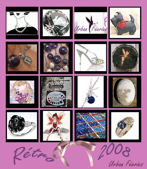 Rétro 2008 du blog de la Fée Clochette